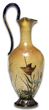 Royal Doulton Gallery – Florence Barlow birds vase