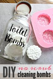 DIY Toilet Cleaner Tabs + 8 More Ways to Go Waste Free