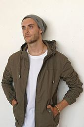 Mens Slouchy Beanie – The Forte – Men Fashion