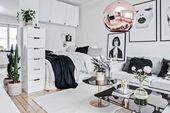 59+ Elegant Scandinavian Interior Design Decor Ideas For Small Spaces