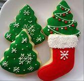 Maravillosa decoración de galletas navideñas   – Christmas Cooking