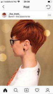 Abkürzung   – Hair style