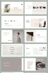 Neutral Keynote Template is a gorgeous presentatio…