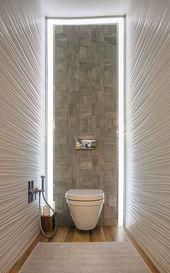 Suspended Toilette, warum und wie man es in seine Einrichtung integriert?