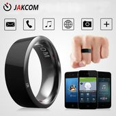 Jakcom R3 Smart Ring NFC Multifunctional Wear Magic Finger IC ID Card for Android Windows NFC Mobile Phone Waterproof Smart Ring