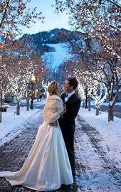 55 Magical Winter Weddings Inspiration