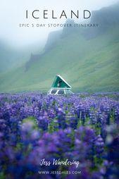 Iceland Adventure Under The Midnight Sun Travel Photography