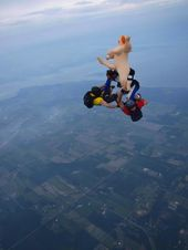 Hilarious Outdoors Adventure Skydiving Bungee Jumping