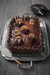 Recetas y decoración de pasteles de Halloween fáciles: inspiración garantizada en …