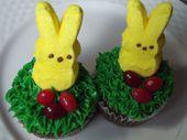 Süße Ostern Cupcake Ideen