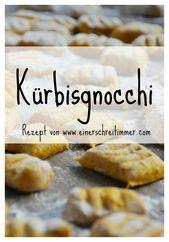 Kürbisgnocchi: einfach köstlich und köstlich einfach!