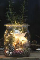 Zauberhafte Weihnachtsstimmung auf dem Balkon mit Lichterketten und VARTA + Gewinnspiel