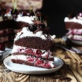 Pastel de chocolate y coco | También las migas por favor   – Cakes Worth Making