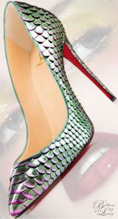 ♦Christian Louboutin New Arrivals Fall 2016 #shoeart