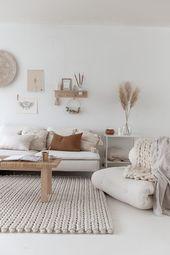 ELLE INTERIOR – Blog Interior & Lifestyle #Woodchuck #Wohnzimmer #Wohnzimmer …   – Wohnen