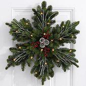 DIY Christmas Wreaths Ideas 2020