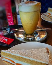 Puddingkipferl – Plaetzchen