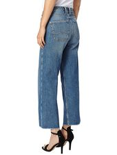 """Pepe Jeans """"Patsy"""" denim culottes – blue – 58% 