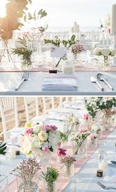 50 beautiful pink wedding decoration ideas