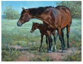 Jack Sorenson Watchful Eye Canvas Art – 37 x 49