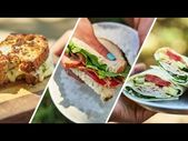 3 Quick and Easy Lunch Ideas for Camping — Amanda Outside