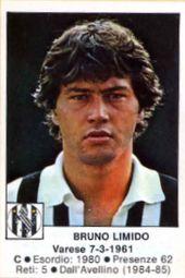 BRUNO LIMIDO 1984-85 JUVENTUS nel 2020 | Brune