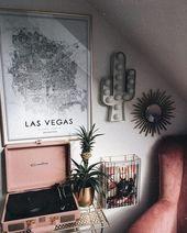 Warum Vintage Pale Pink dieses Jahr überall auf Ihnen sein sollte – Vintage Industrial Style – Dekoration – Dekoration