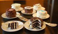 Mini Cakes using Ore