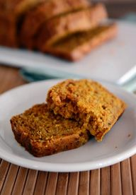 Banana Carrot Bread