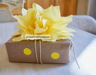 SimpleJoys: Tissue Paper Flower