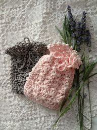 Little Treasures: Crochet Lavender Sachets