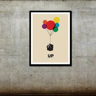 Up original  Disney
