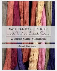 Naturally Dyeing Homestead Wool (1) | Timber Creek Farm
