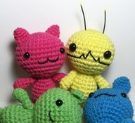 Amigurumi Patterns.