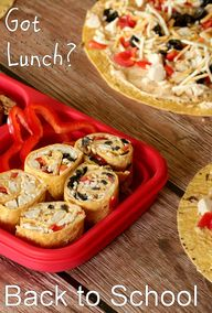 Chicken Pinwheels |