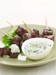 Tzatziki for Kebabs