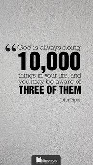 "John Piper - ""God is"