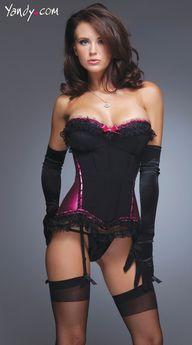 Lingerie to walk aro