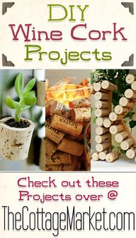 DIY Wine Cork Projec