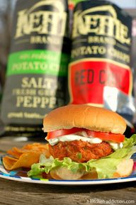 Chili Lime Feta Burg
