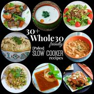 Paleo Whole 30 Slow