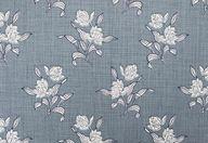 Fleur Sauvage - Blues — Alice Sergeant textiles