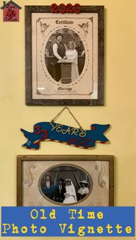 Old Time Photo Vignette - lovemycottage