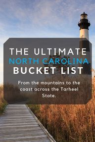 From the mountains to the coast, weve got a ton of ways you can get to know the Tarheel State. #NorthCarolina