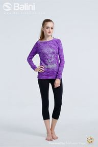 Long sleeves Yoga To