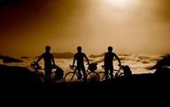 3 men and a bike...