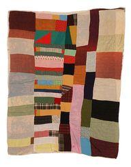 Pieced Quilt, 1945-1