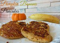#Pumpkin Banana Panc