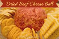 Dried Beef Cheesebal