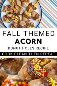 Making these adorable and delicious donut holes is quick and easy. Anyone can make my donut holes recipe at home, youll be surprised by how easy it is to make your own donuts!